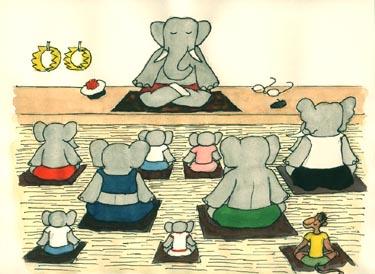 Nouveau Yoga pour enfants
